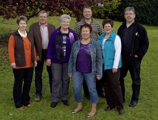 Unsere KandidatInnen für den Ortsbeirat 2011